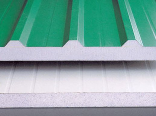 EPS sandwich panel, Insulated EPS Wall Panel Structural ...