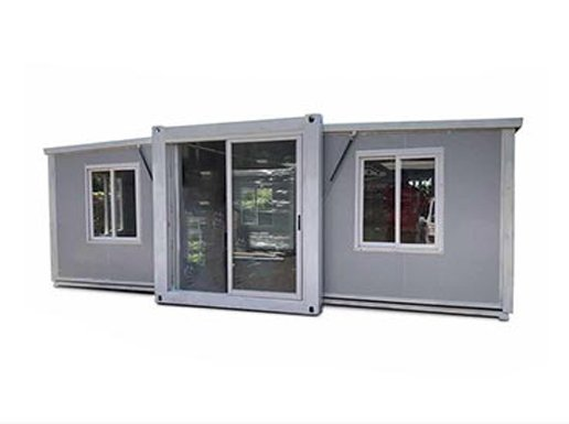 Expandable Container House 2