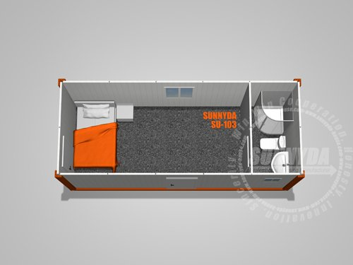 Fast Assembly container house