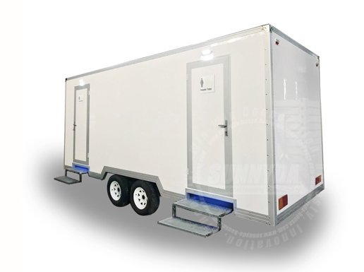 Shower trailer 2