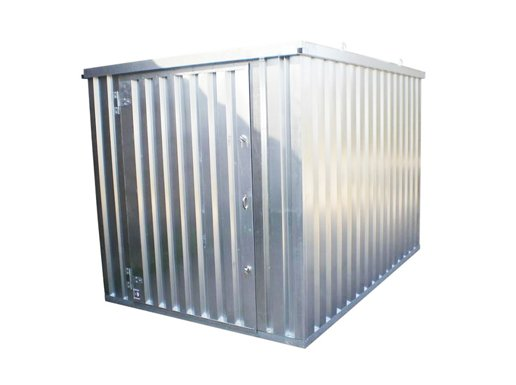 flat pack shipping container 1