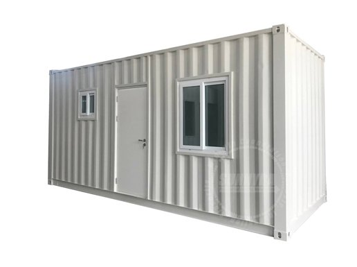 shipping container cabin 1