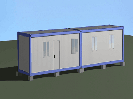 Porta Cabin Manufacturer Portable House Buildings Manufacturer In China