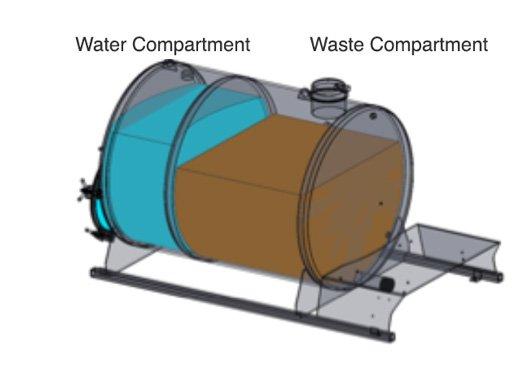 portable Vacuum Tank design