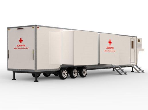 Mobile Surgical Unit