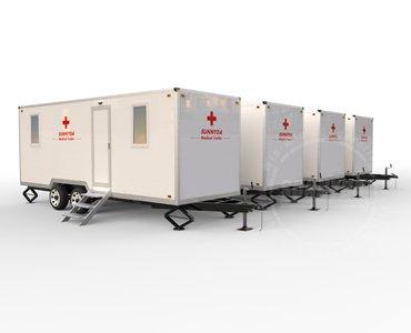 medical trailer for sale