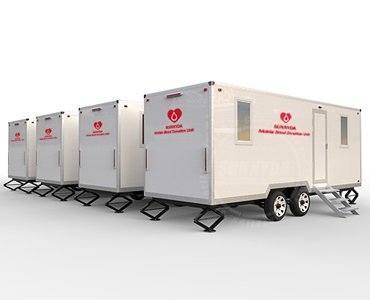 mobile blood donation unit 2