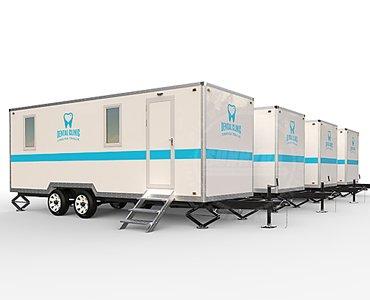 mobile dental trailer for sale