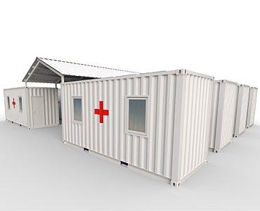 mobile hospital manufacturers