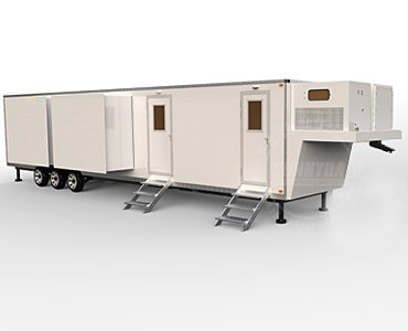 mobile laboratory for secondary schools