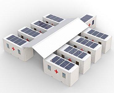 modular medical office