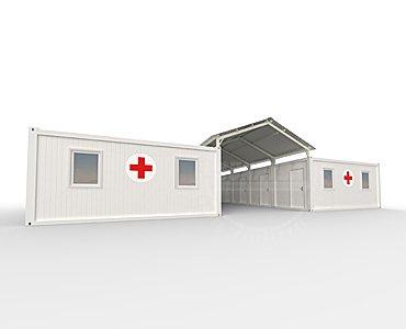 modular medical office building