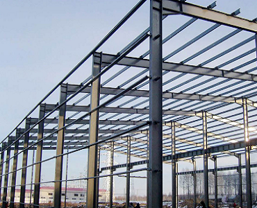 Low-cost Steel Structure Warehouse