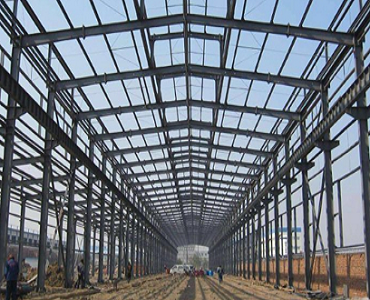 Easy-build Steel Structure Warehouse