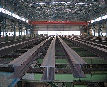 4000mm H beam Steel
