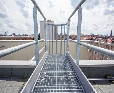 Metal Steel Platform