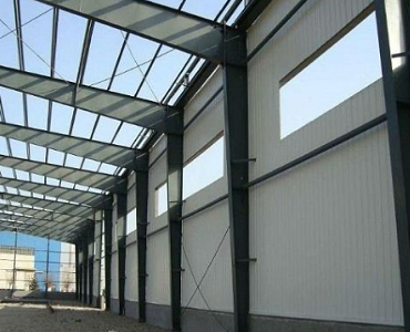 Pre-engineered Steel Structure Warehouse