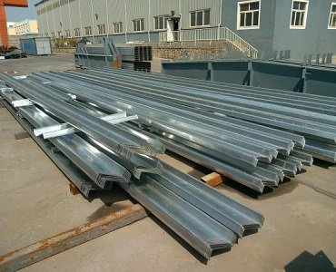 Cold Form Z Beam Steel