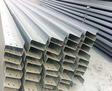 Galvanize Z Beam Steel