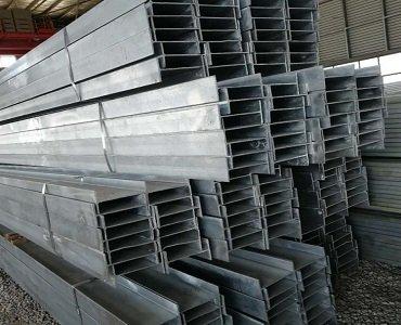 Galvanized H beam Steel