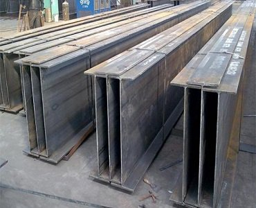 H beam Steel Sizes