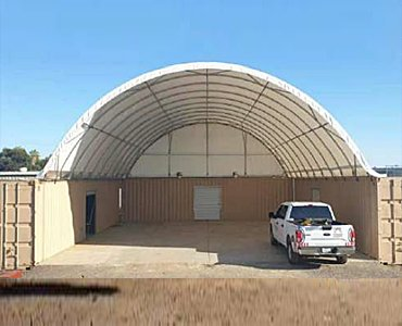 container canopy shelter