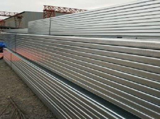 galvanized steel frame-2