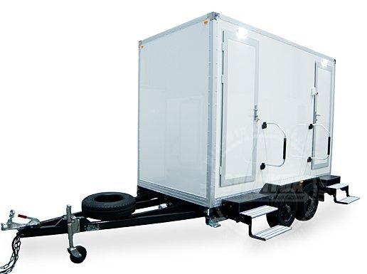 luxury restroom trailers