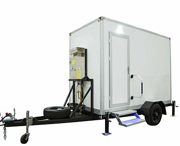mobile shower trailer for sale