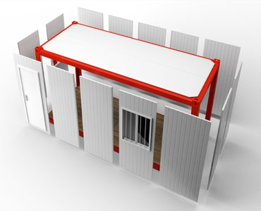 Portacabin office for sale