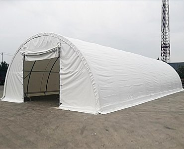 shipping container dome shelters