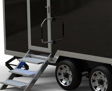 vip restroom trailers