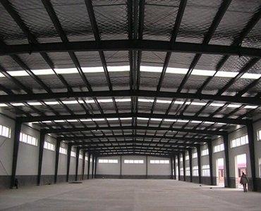 Steel Warehouse Roof Purlin