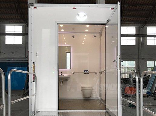 Handicap Portable Toilet