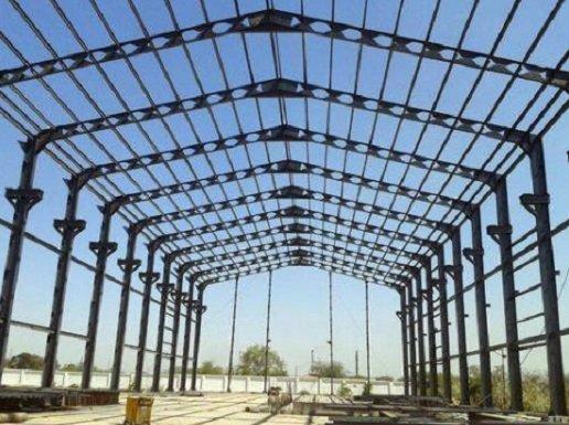 Industrial Steel Structures-1