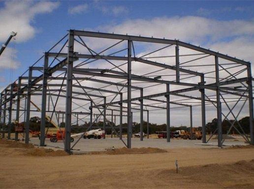 Industrial Steel Structures-2