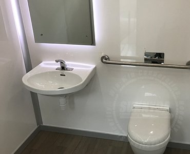 ada compliant portable restrooms