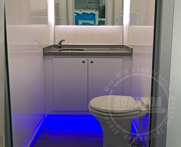 commercial handicap bathroom