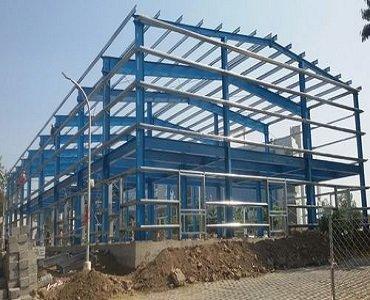 industrial steel shed design
