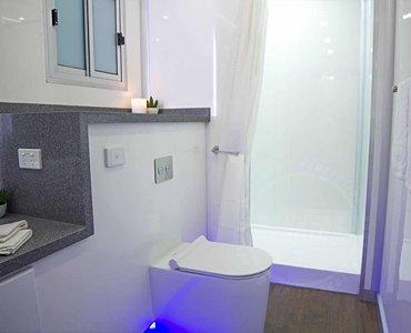 portable shower trailer for sale