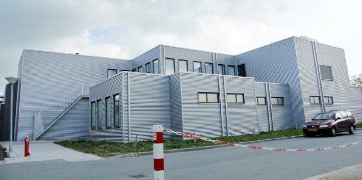 Modular hospital