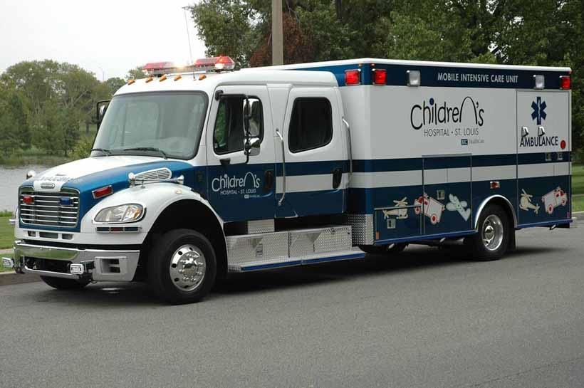 Mobile Intensive Care Unit