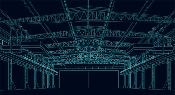 steel structure warehouse10